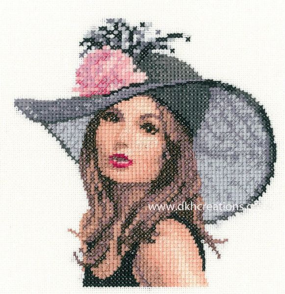 Rachel Miniature Cross Stitch Kit